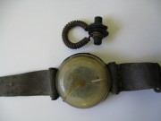 Panerai Compass and Nose clip donated by Ferraro to Comsubin who preserves them in the Historical Room with other relics